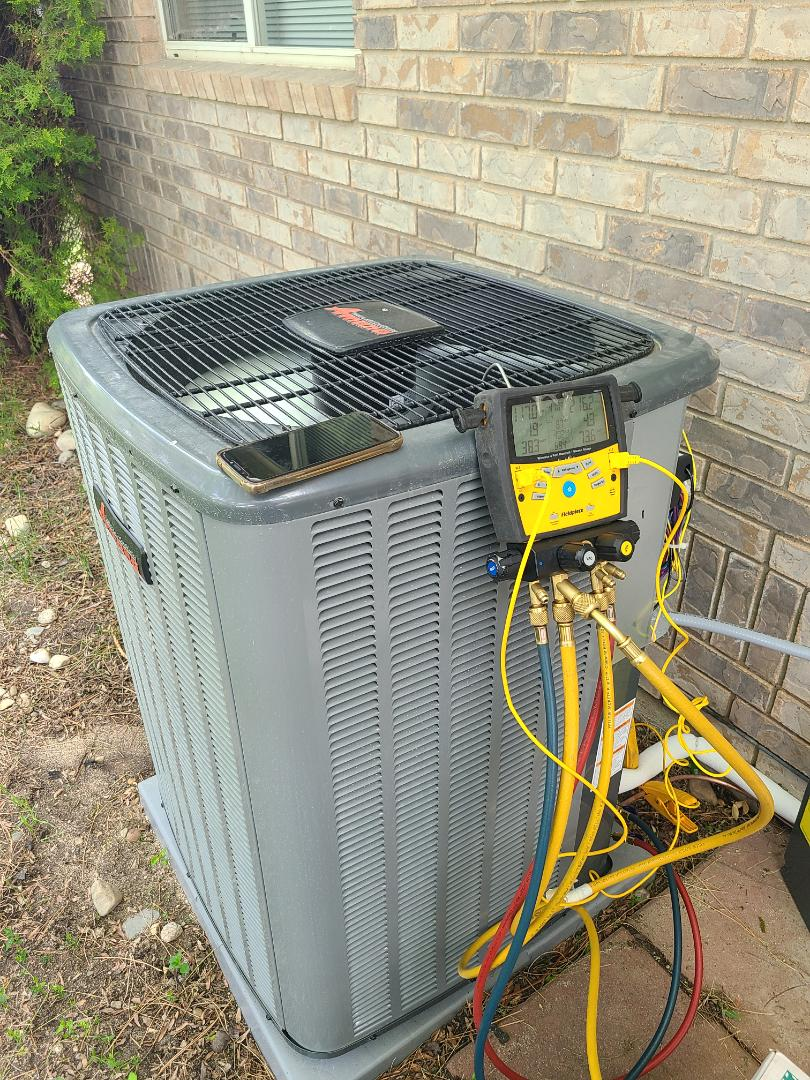 South Salt Lake, UT - Air conditioning tuneup on Amana air conditioner