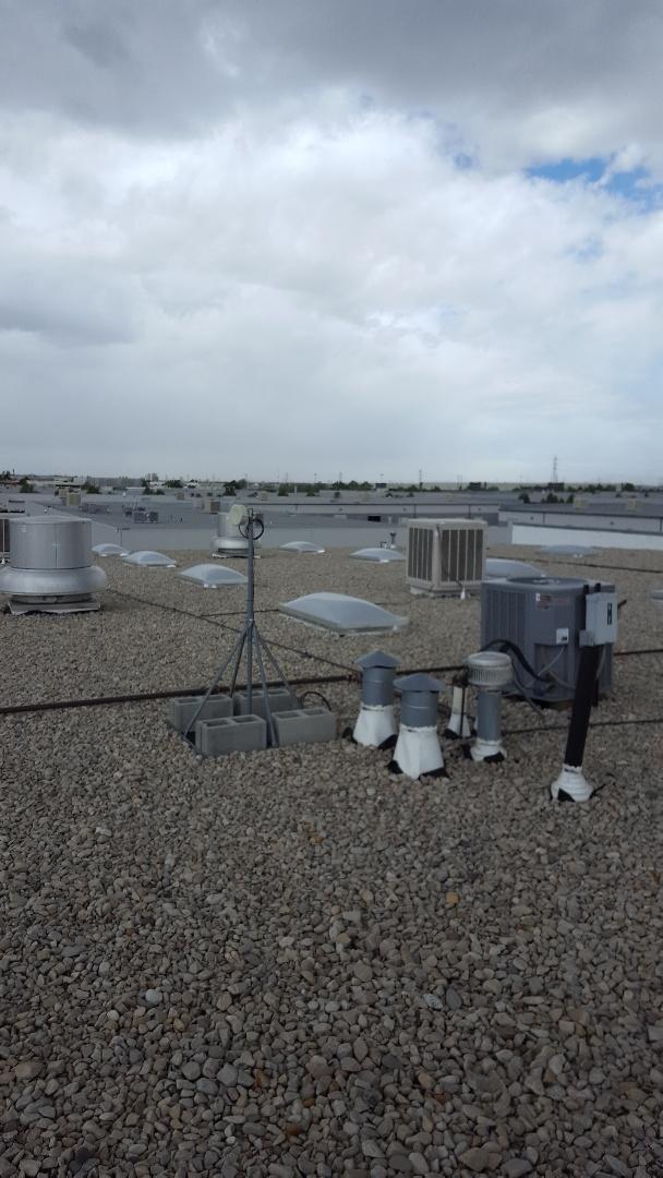 Salt Lake City, UT - 3 A/C tune ups and 4 Swamp cooler start ups.