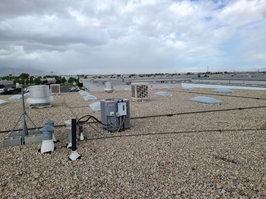 Salt Lake City, UT - Air conditioning tuneups on 3 Lennox air conditioners and 4 Swamp cooler startups