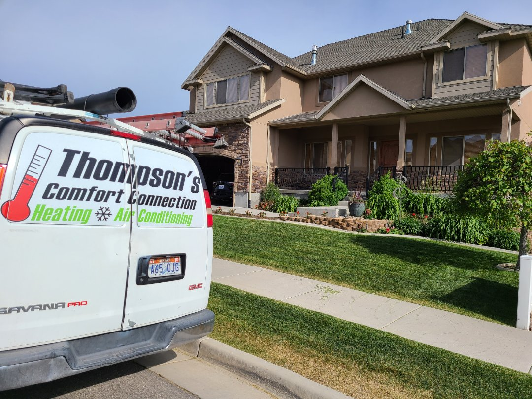 Herriman, UT - Air conditioning tuneup on two Tempstar air conditioners