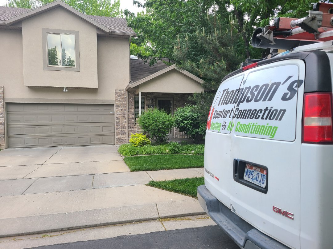 Holladay, UT - Air conditioning tuneup on York air conditioner