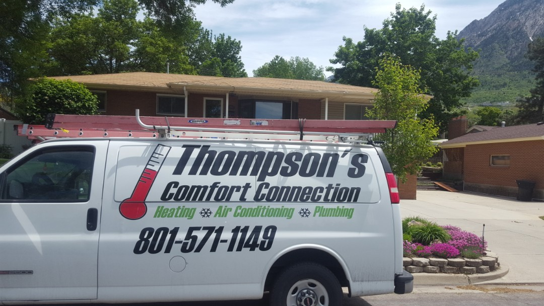 Salt Lake City, UT - Furnace and air conditioner tune up on  American standards