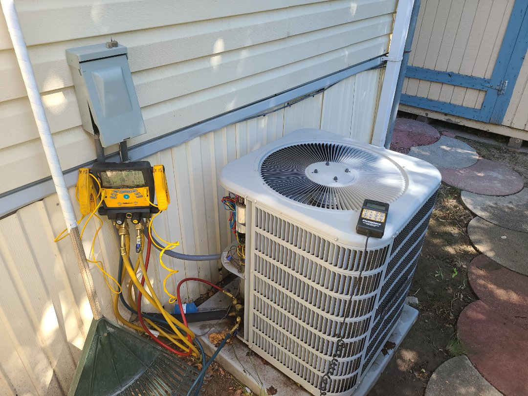 Midvale, UT - Air conditioning tuneup on Concord air conditioner