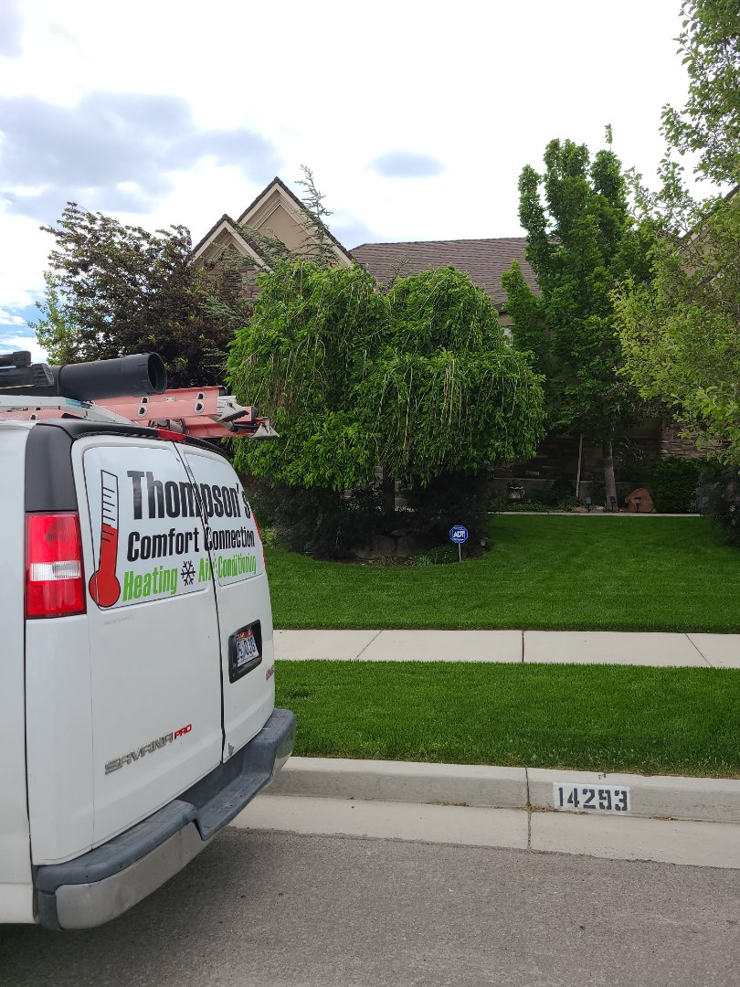 Herriman, UT - Air conditioning tuneup on Bryant air conditioner