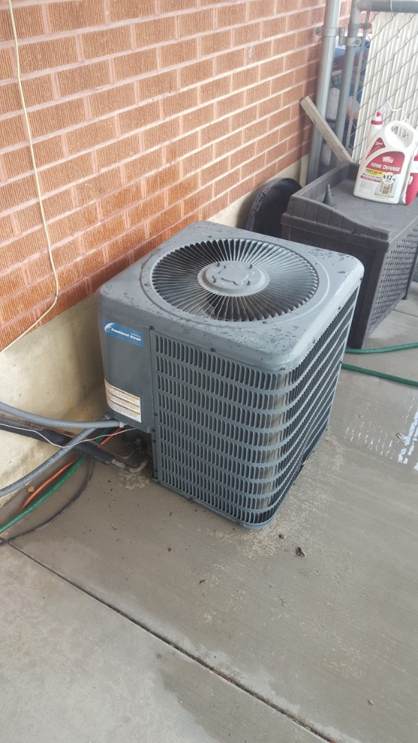 Midvale, UT - A/ C tune up on a Goodman air conditioner