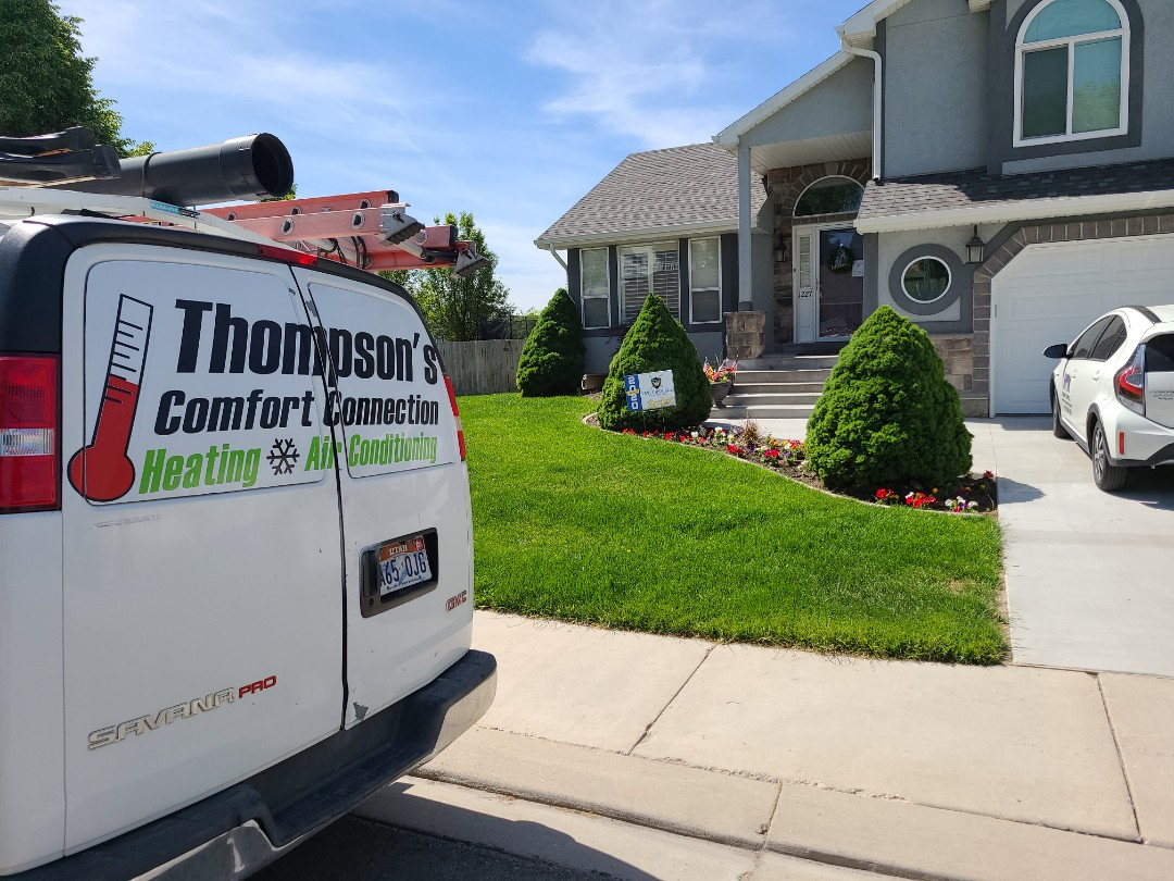 Midvale, UT - Air conditioning tuneup on York air conditioner