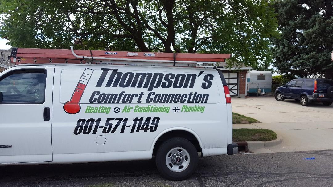 Salt Lake City, UT - A/C tune up on a Trane air conditioner