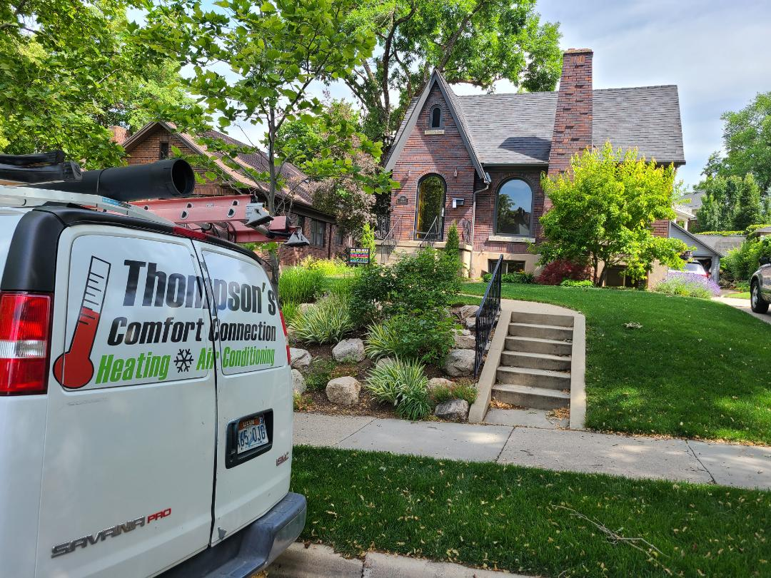 Midvale, UT - Air conditioning tuneup on Tempstar air conditioner