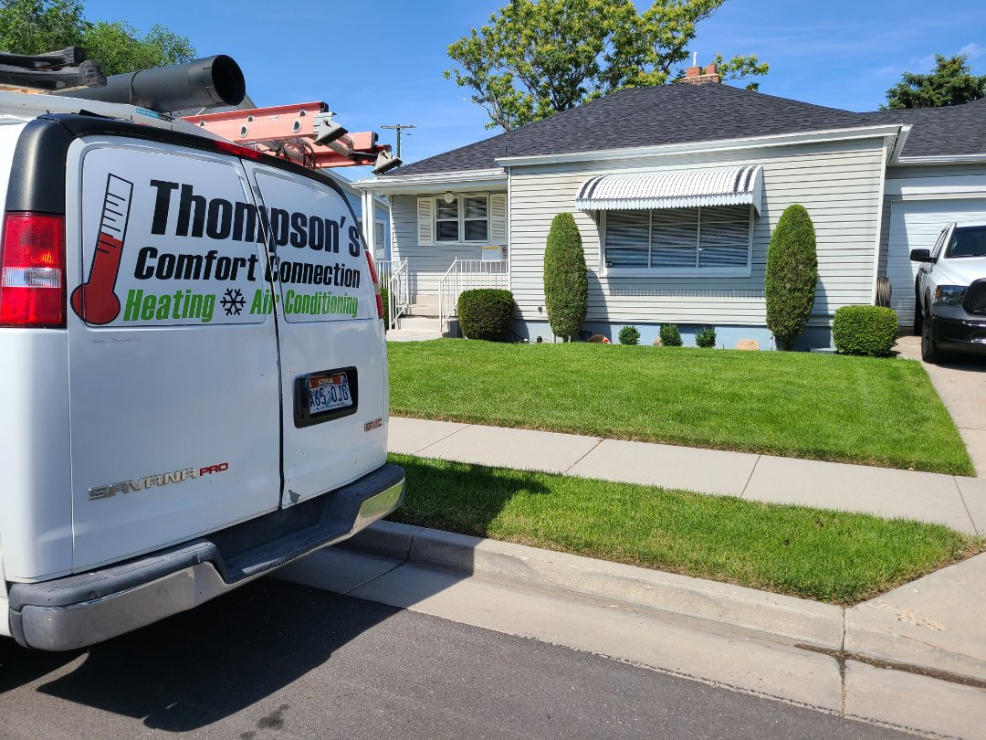 Midvale, UT - Air conditioning tuneup on American Standard air conditioner
