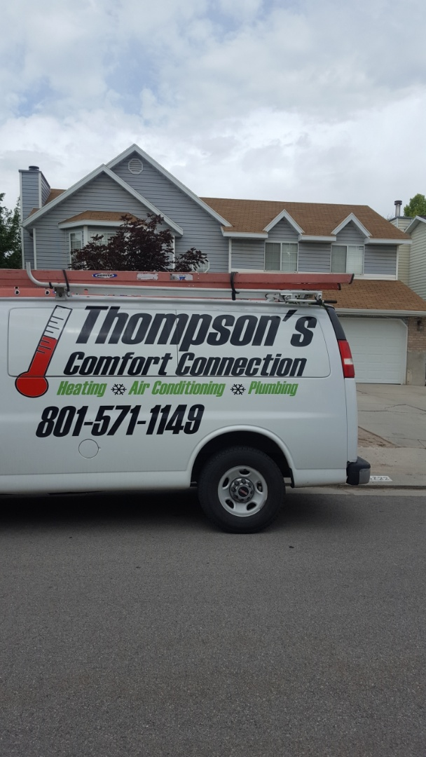 West Jordan, UT - New amana air conditioner start up