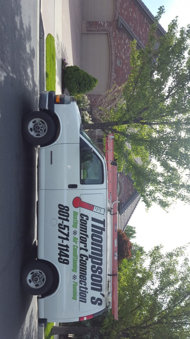 South Jordan, UT - A/C tune up on a Goodman air conditioner