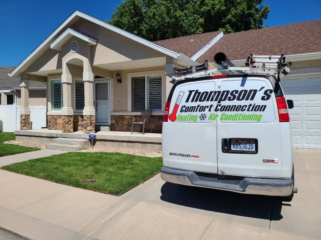 Kearns, UT - Air conditioning tuneup on Amana air conditioner