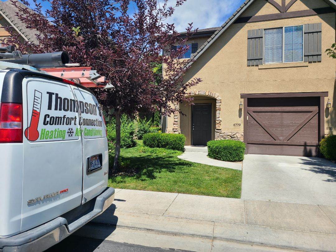 Midvale, UT - Air conditioning repair on Trane air conditioner