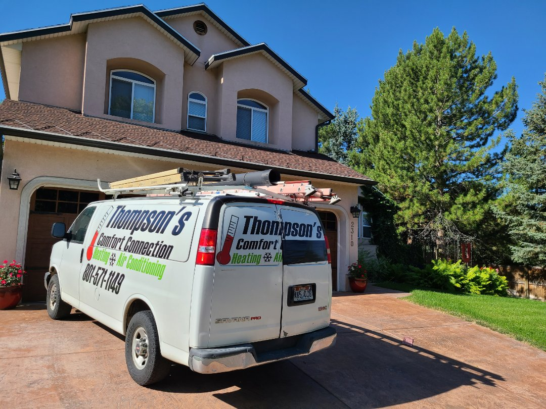 Salt Lake City, UT - Air conditioning tuneup on Lennox air conditioner