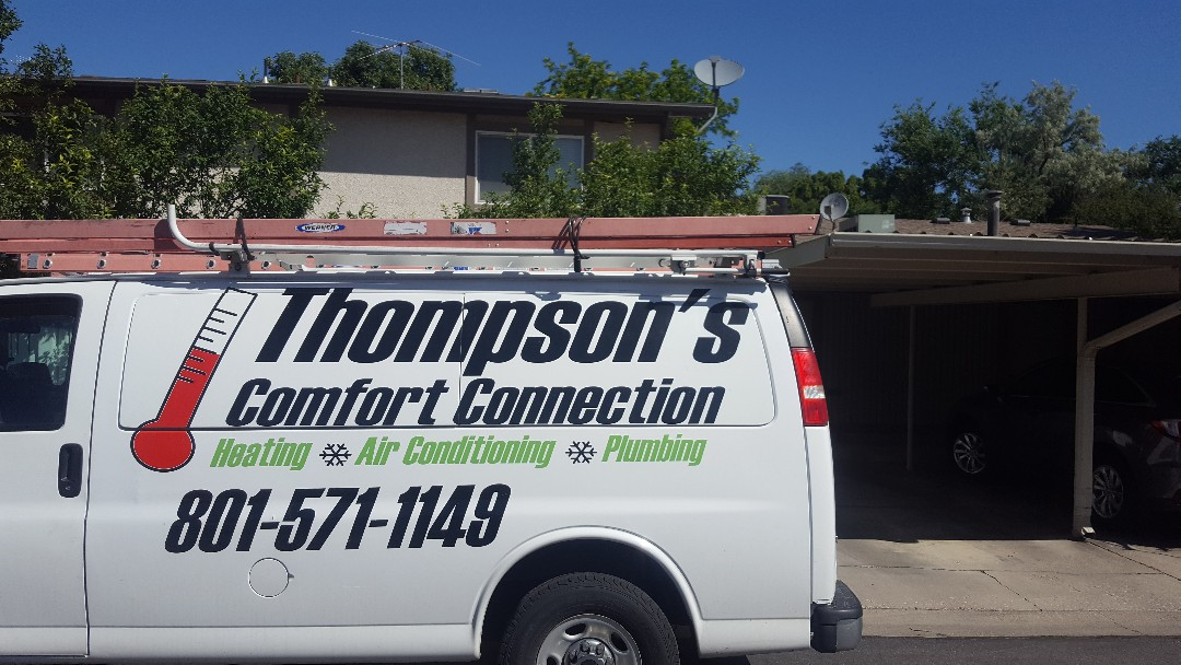 Murray, UT - A/ C tune up on a Lennox air conditioner