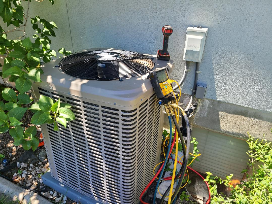 Taylorsville, UT - Air conditioning repair on York air conditioner