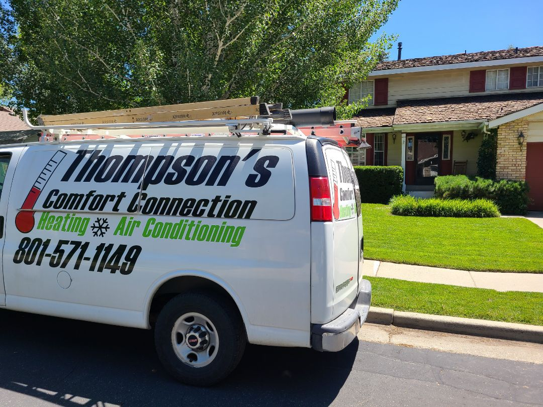 Sandy, UT - Air conditioning repair on Amana air conditioner