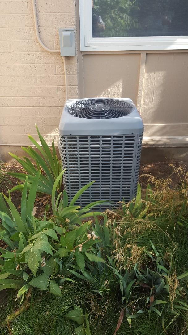 Holladay, UT - Repair on a Coleman air conditioner
