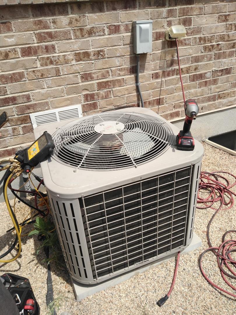 South Jordan, UT - Evaporation coil replacement on Bryant furnace
