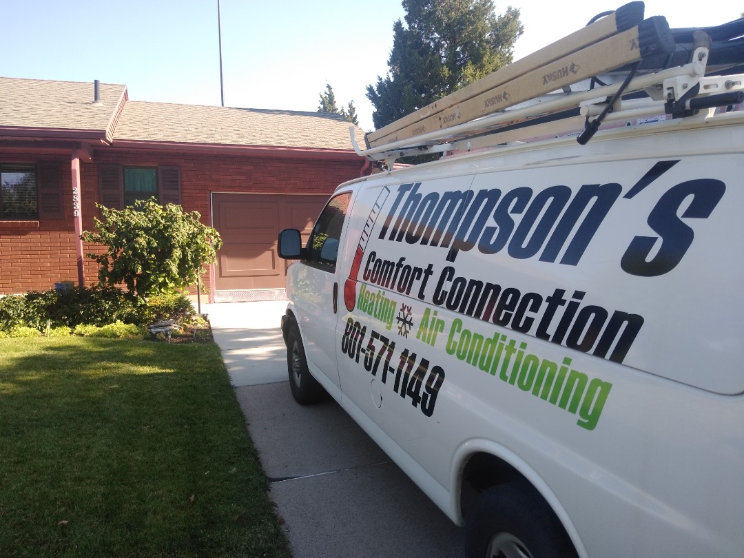 Cottonwood Heights, UT - Air conditioner repair on Carrier air conditioner