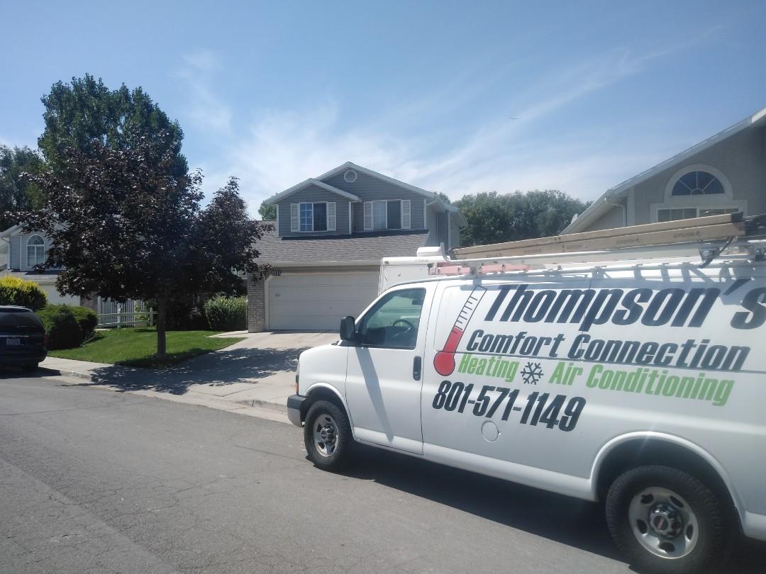 Murray, UT - Air conditioner tune-up on Amana air conditioner