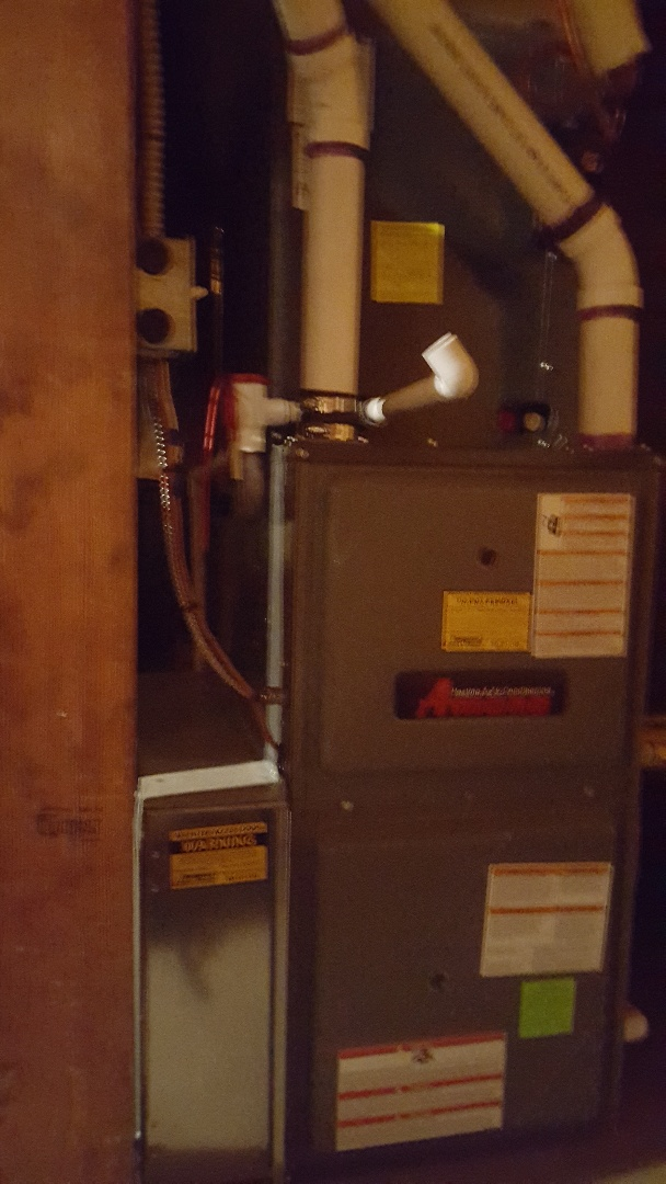Midvale, UT - Furnace tune up on a Amana, and a york furnace