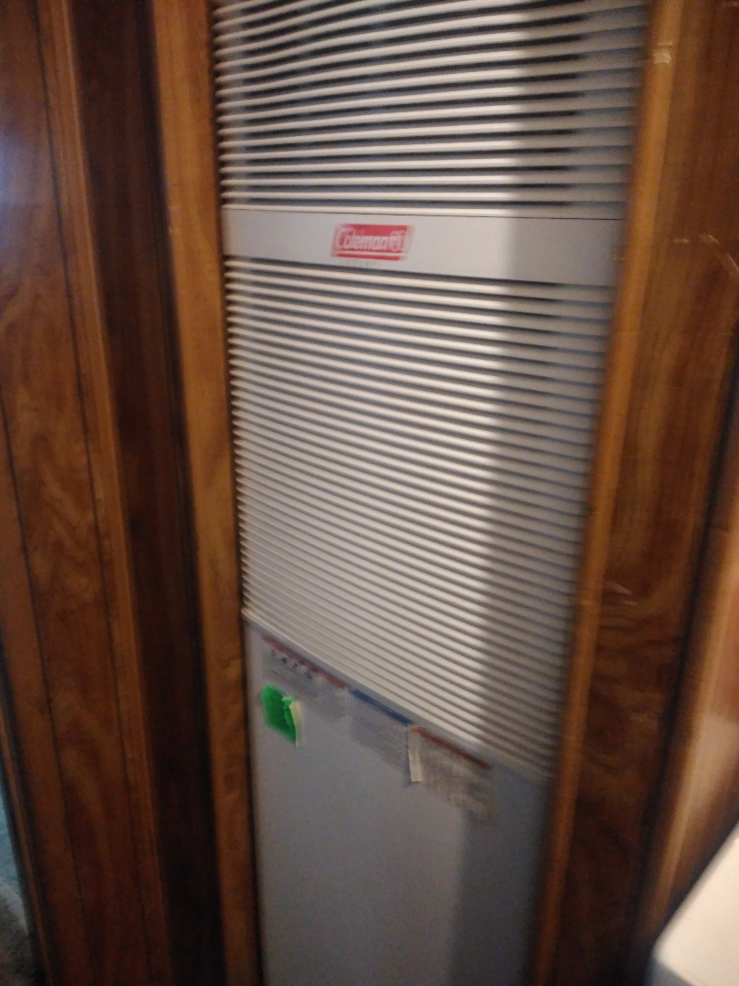Salt Lake City, UT - Furnace repair on mobile home coleman furnace