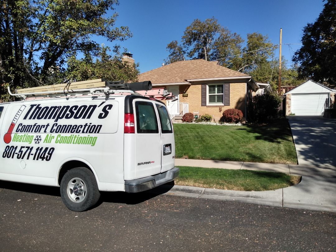 Salt Lake City, UT - Furnace tune-up on Amana furnace