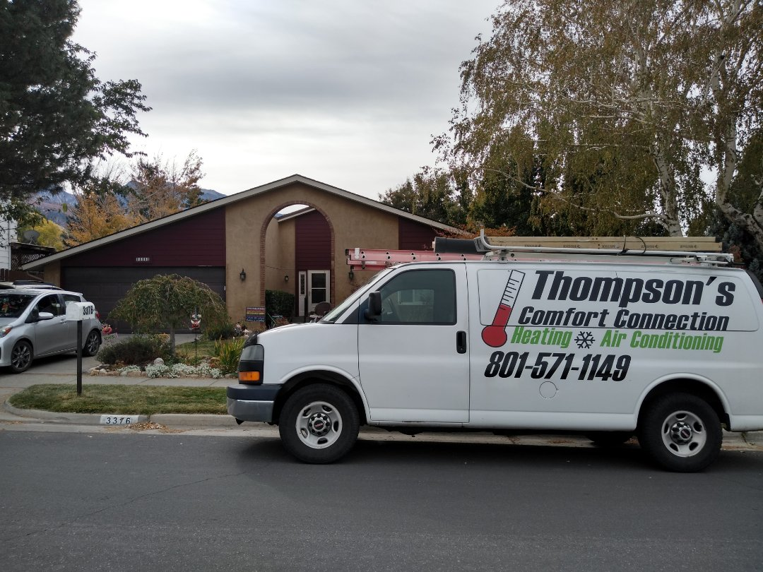 Cottonwood Heights, UT - Furnace tune-up on Trane furnace