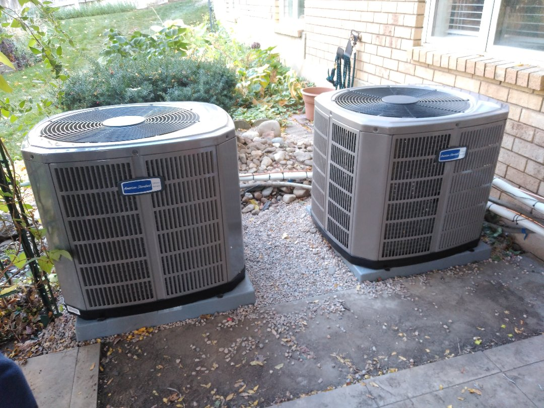 Salt Lake City, UT - Installed new furnace and AC