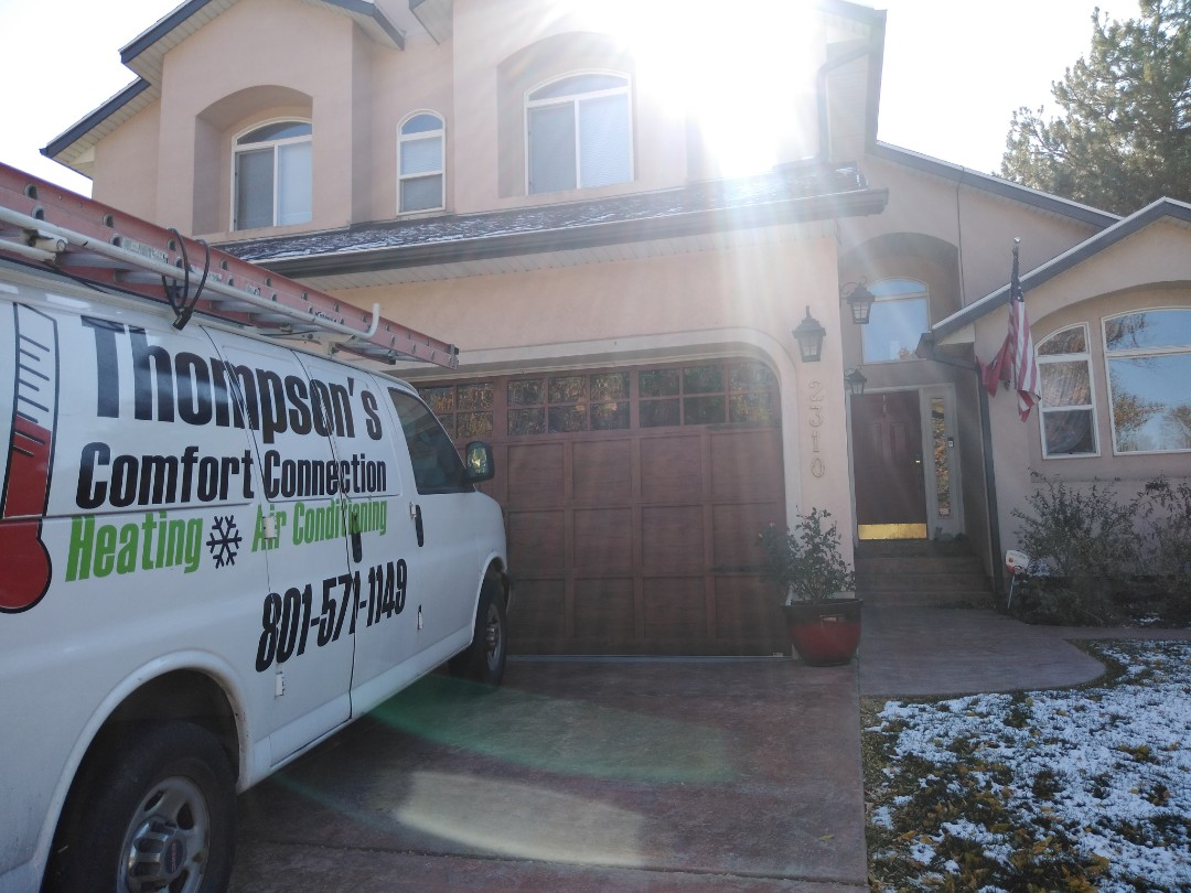 Salt Lake City, UT - Furnace tune-up on Lennox furnace