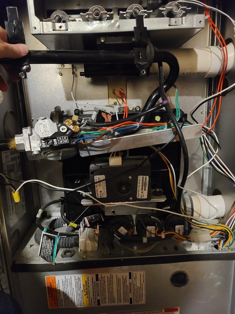 Sandy, UT - Furnace repair on Carrier furnace