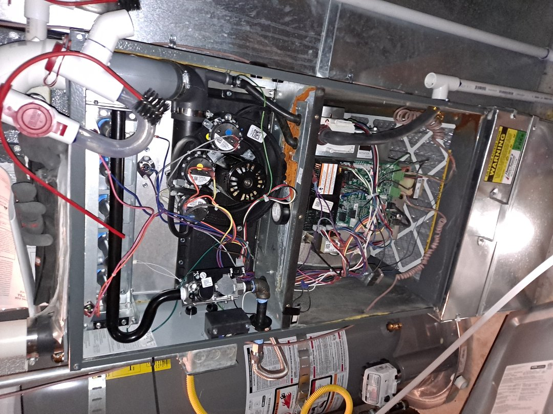 Riverton, UT - Furnace repair on Amana furnace