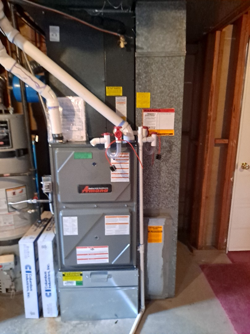 Sandy, UT - New Amana furnace and a/c install