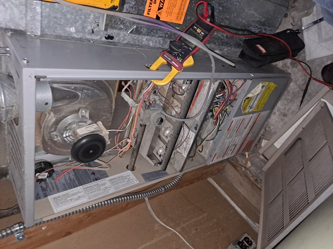 Riverton, UT - Furnace repair on Aire-flo furnace