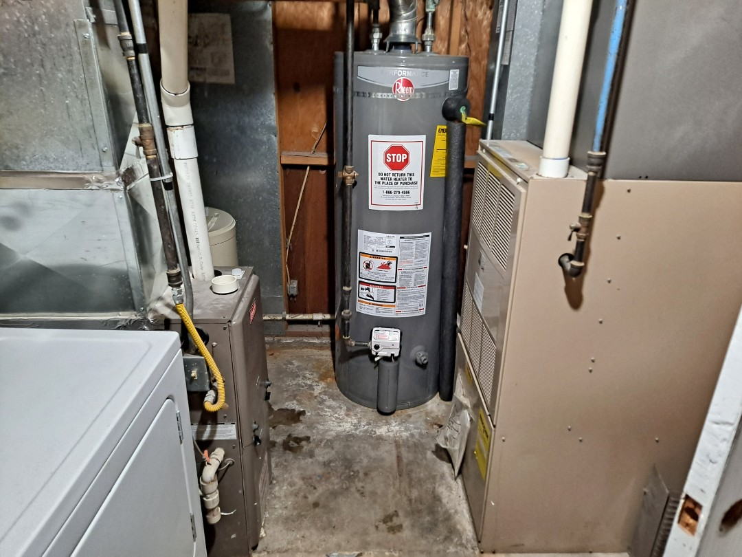 Holladay, UT - Furnace tune-ups on one Amana furnace and one Coleman furnace