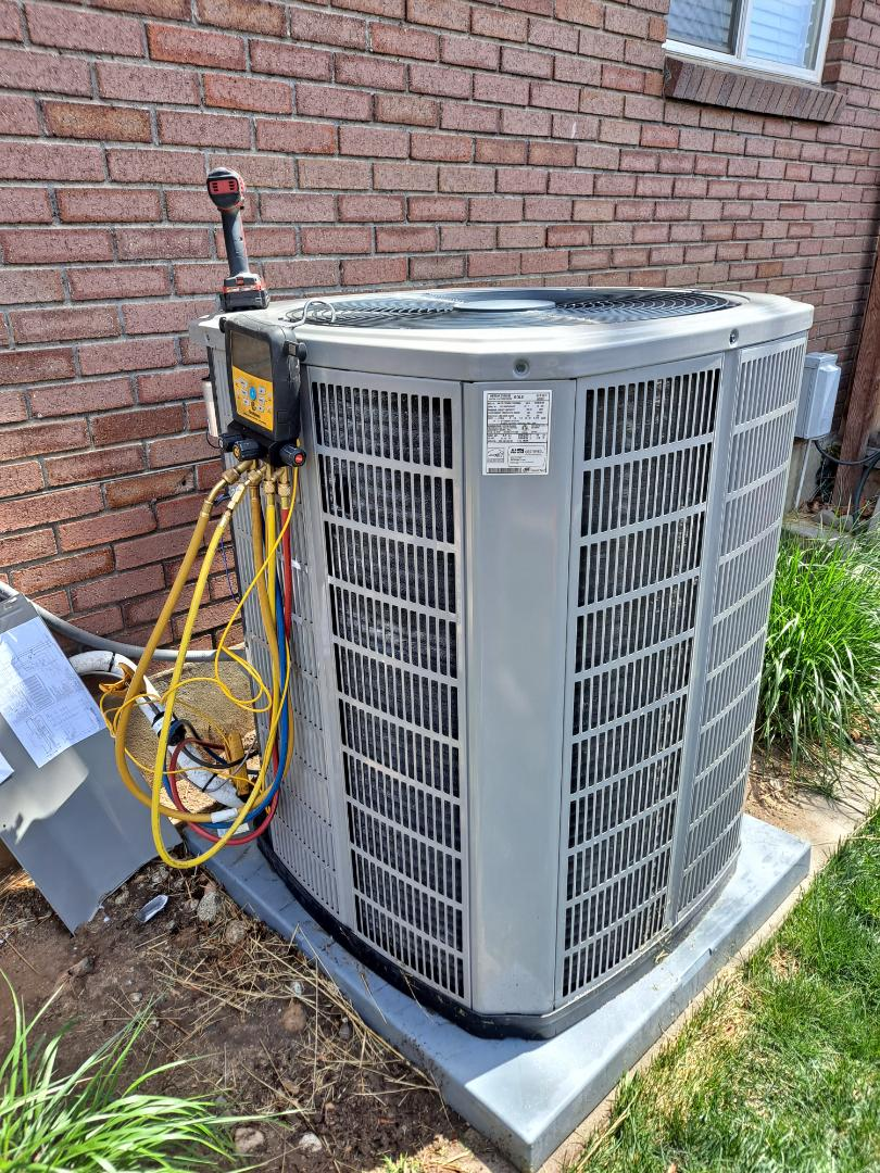 Sandy, UT - Furnace and AC tuneup on American Standard furnace and AC