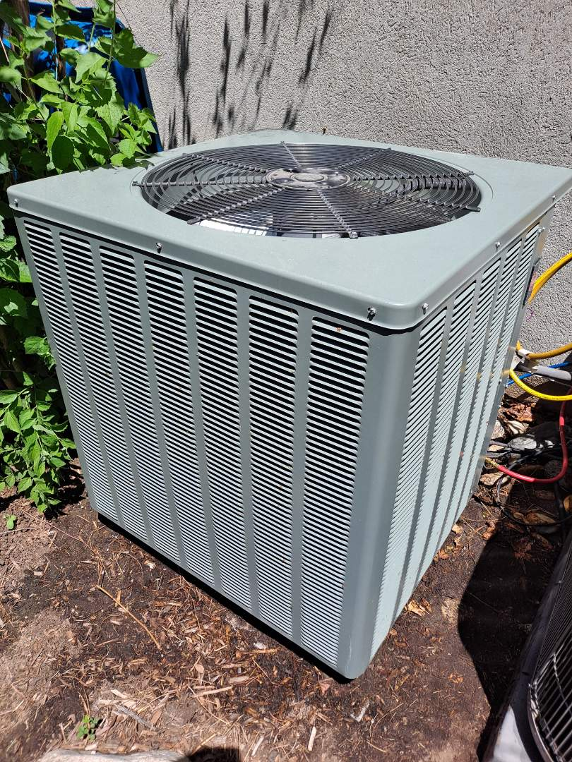 Draper, UT - Air conditioner tune-ups on One Bryant and one Rheem air conditioner