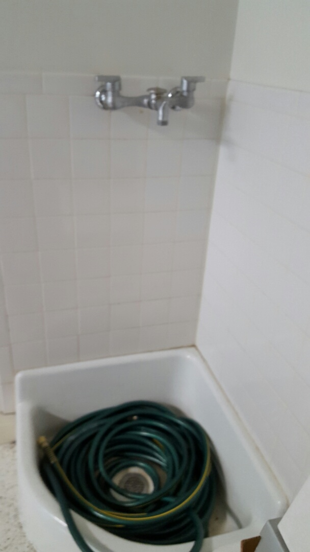Holladay, UT - Plumber needed. Provided repair on american standard utility  sink faucet
