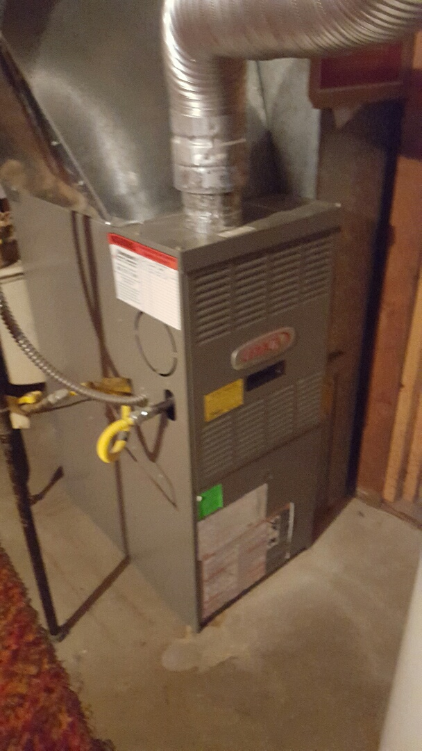 Midvale, UT - furnace check. on lennox unit