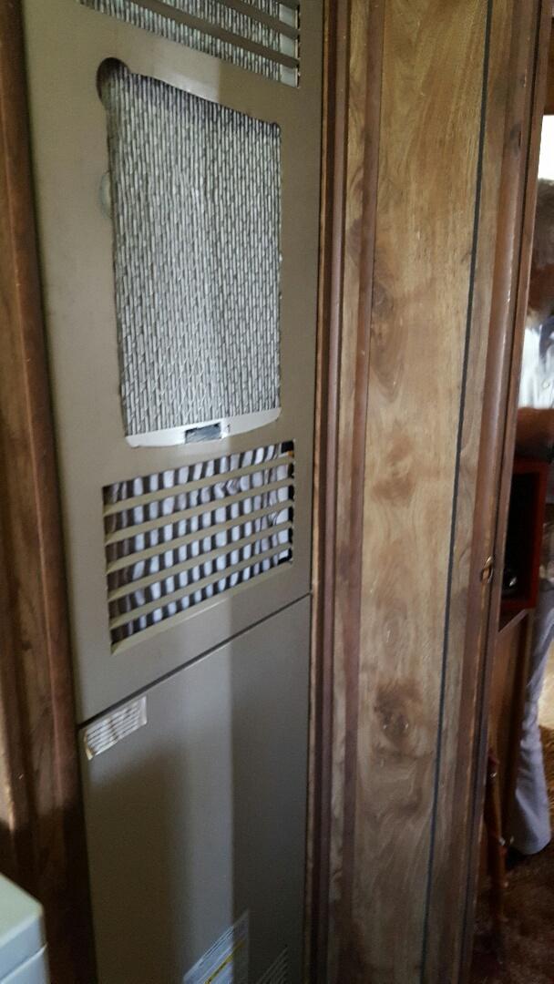 Salt Lake City, UT - furnace check.