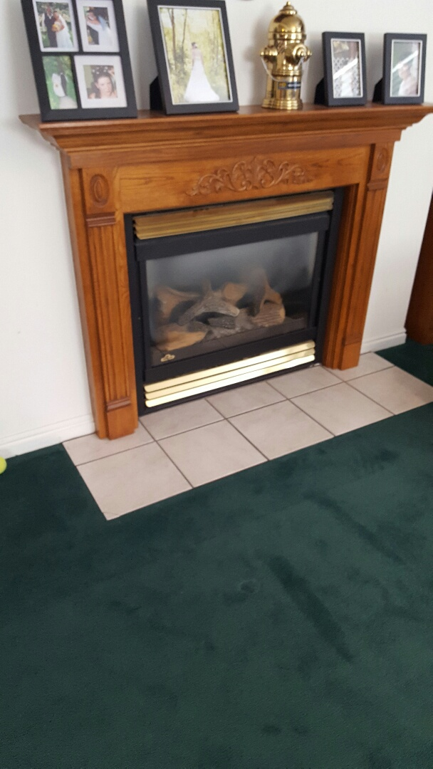 West Jordan, UT - fireplace safety check.