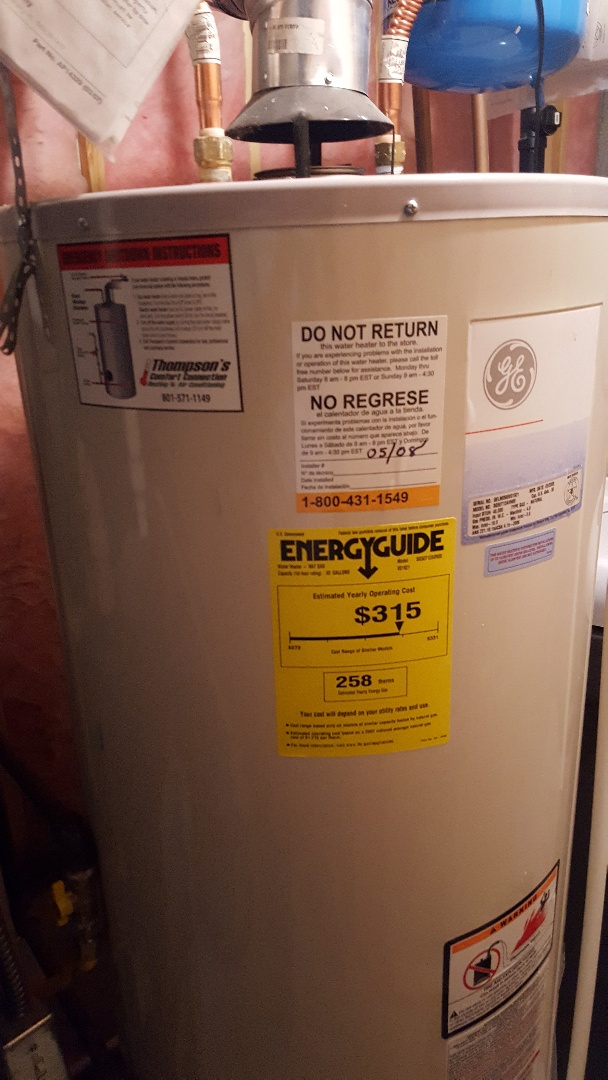 Riverton, UT - Replace thermal couple furnace tune up