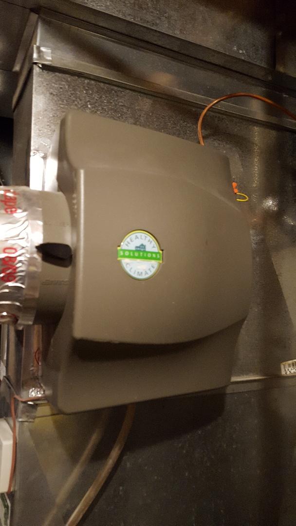 Draper, UT - Humidifier