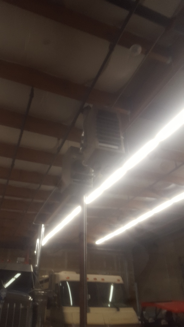 Midvale, UT - Furnace repair.on warehouse heater