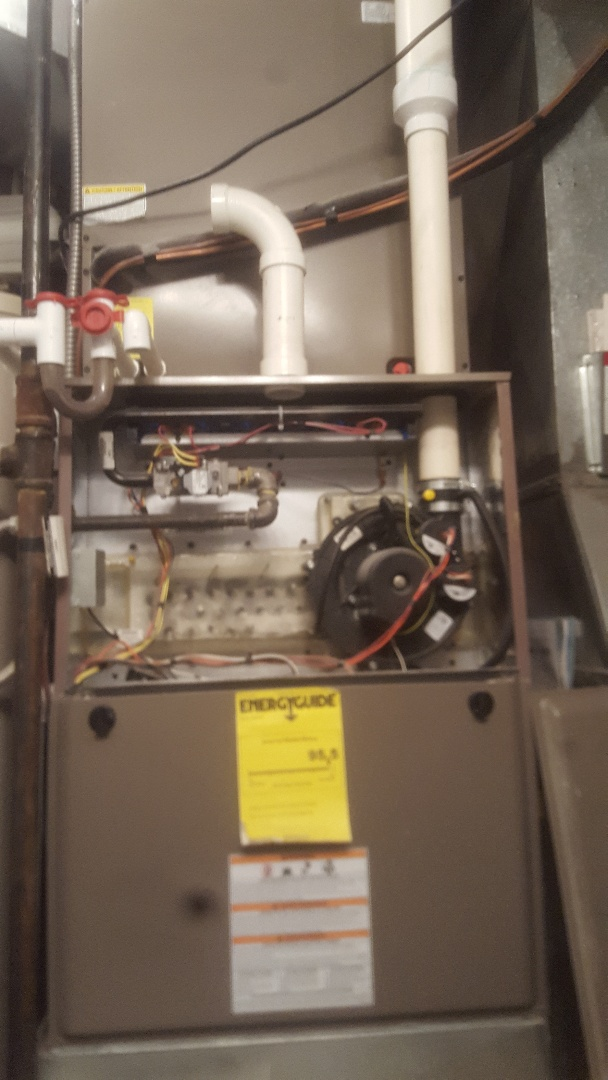 Sandy, UT - York furnace, service call