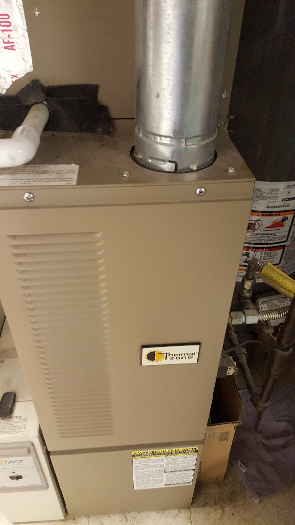 West Valley City, UT - Thermal zone furnace repair