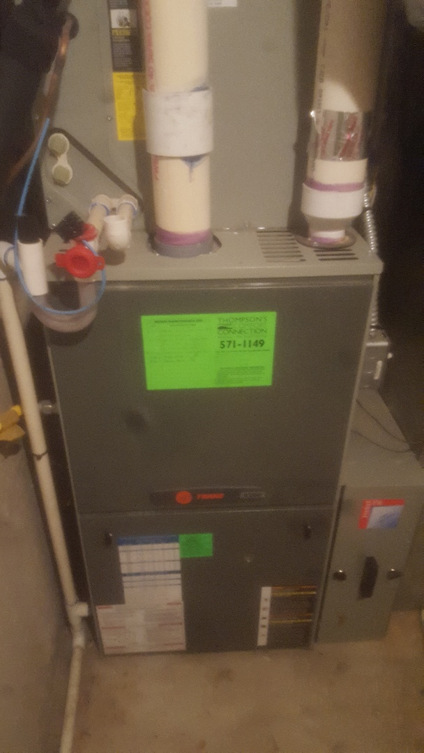 Cottonwood Heights, UT - Furnace safety check