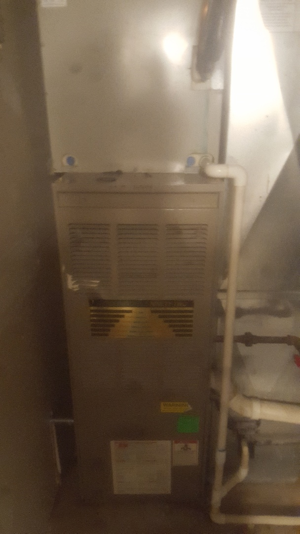 South Jordan, UT - Furnace tune up on Goodman unit