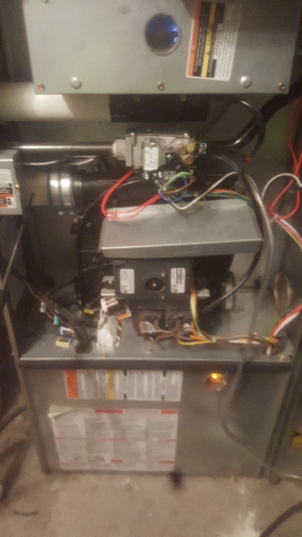 Salt Lake City, UT - Tune up 8 year old Carrier furnace